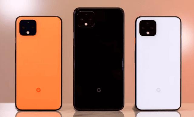 Google Unveiled Pixel 4 and Pixel 4 XL Smartphones