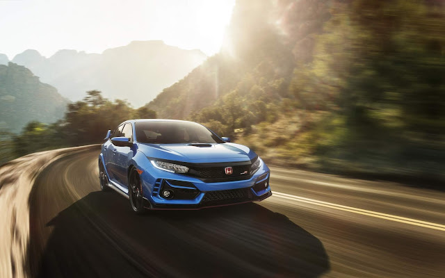 Refreshed 2020 Honda Civic Type R Breaks Cover at Tokyo Auto Salon