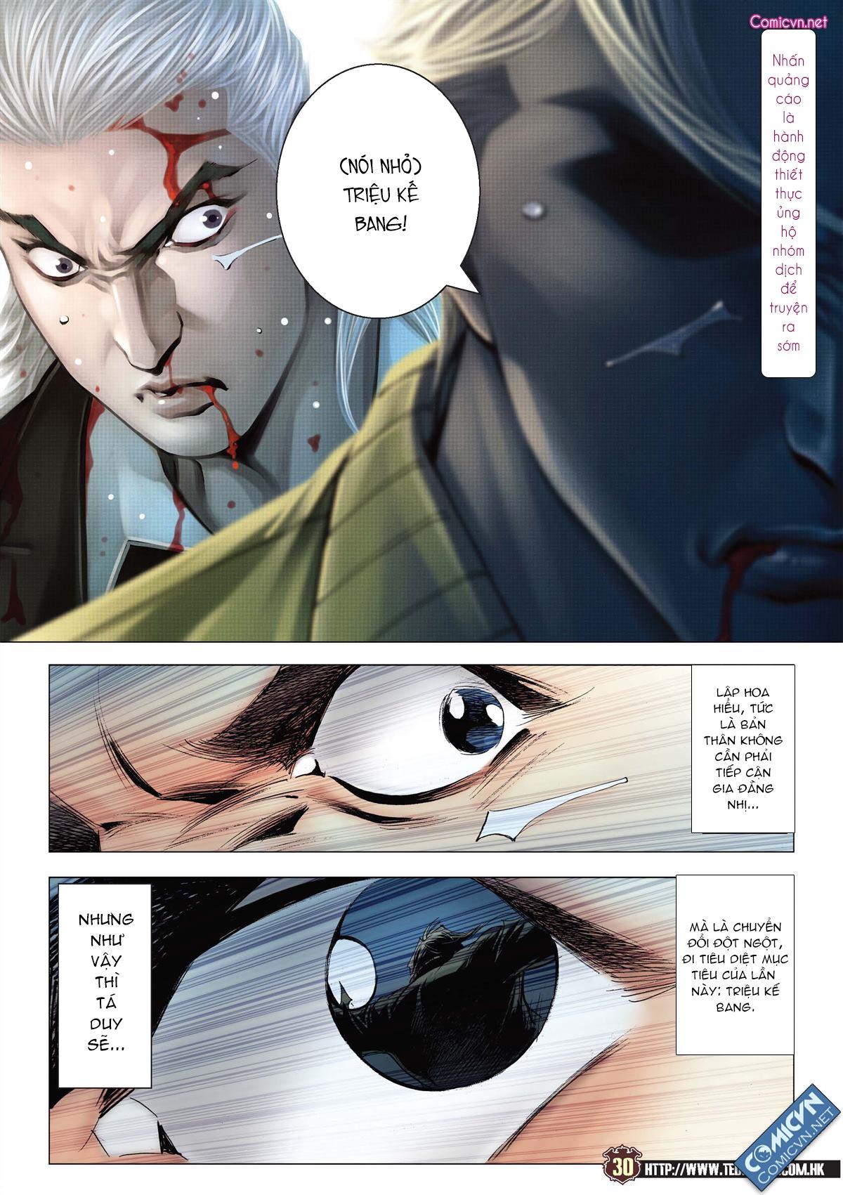Người Trong Giang Hồ chap 2084 - Trang 28