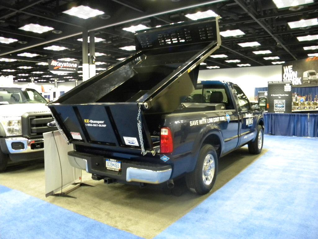small resolution of  ez dumper r 100 dump bed insert side dump landscape trailer is