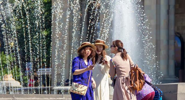 Aumenta 14,4% los turistas que visitan Armenia