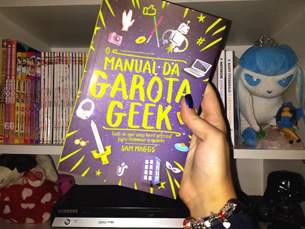 resenha livro O Manual da Garota Geek