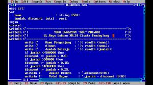 Pengetahuan Tentang Program Pascal [Lengkap]