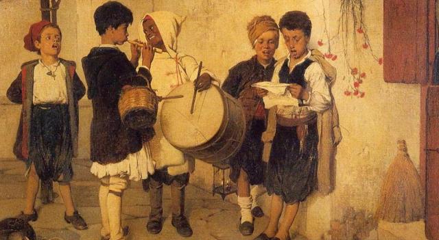 Τα Κάλαντα, Το Ελληνικό Έθιμο Που Διατηρείται Από Την Αρχαία Ελλάδα Μέχρι Και Σήμερα