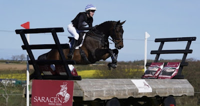 A fantastic start to the season with a double clear in the SMART Elite Jump saddle
