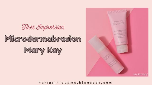 microdermabrasion mary kay