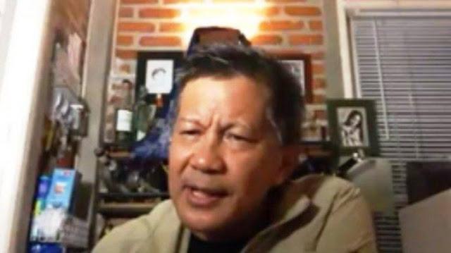 Rocky Gerung Sebut Istana Bernafsu 'Matikan' Anies ketimbang Tangani COVID-19