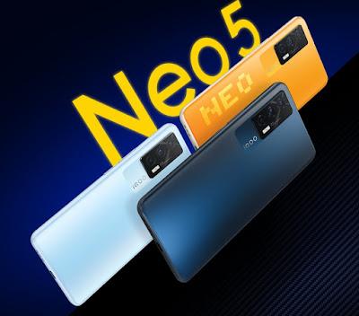 iQOO Neo 5 5G price in china