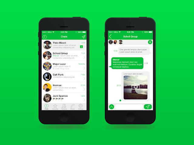 Cara Blokir Kontak WhatsApp