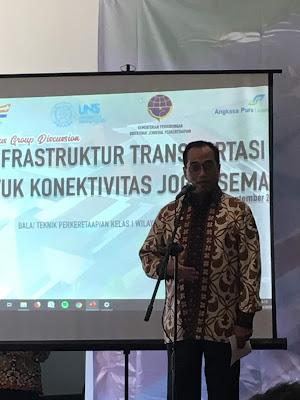 Menatap Masa Depan, Infrastruktur Transportasi Untuk Konektivitas Joglosemar