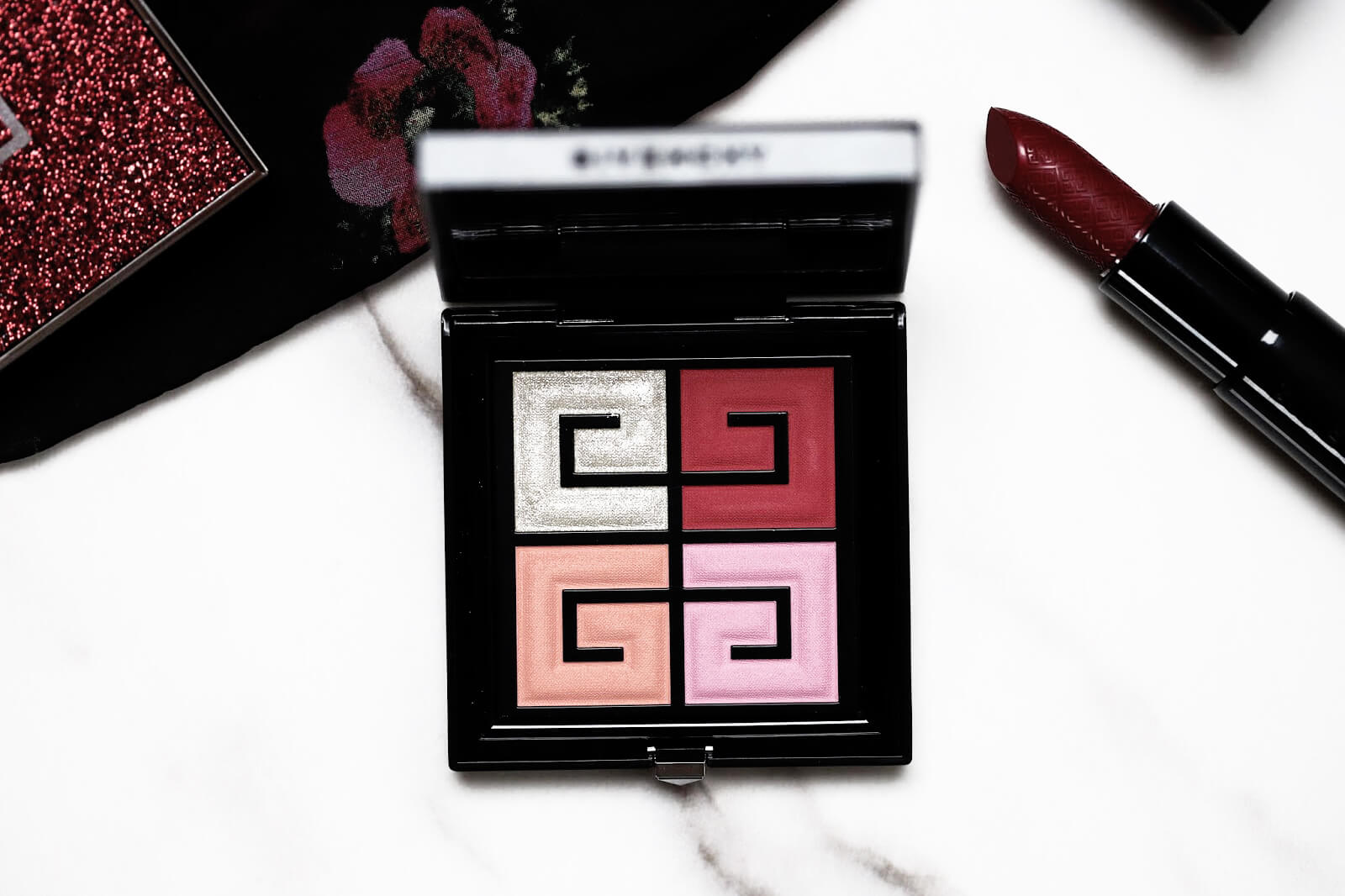 Givenchy Red Lights Palette Avis