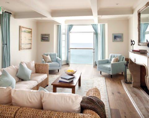 beach villa interiors