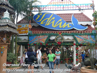 Isdaan Floating Restaurant and Fun Park at Calauan, Laguna
