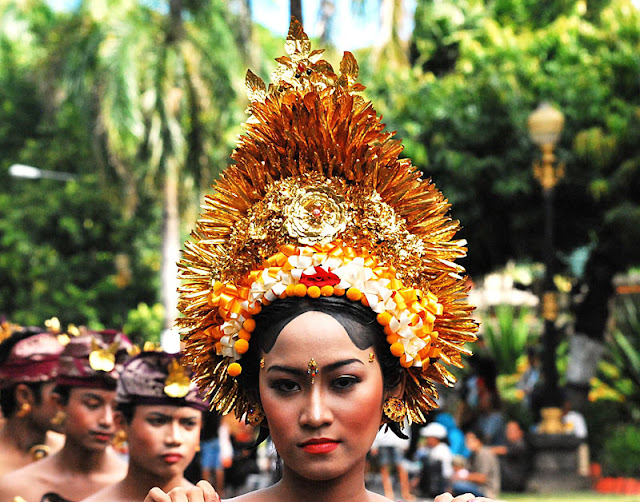 Klungkung tribe Indonesia