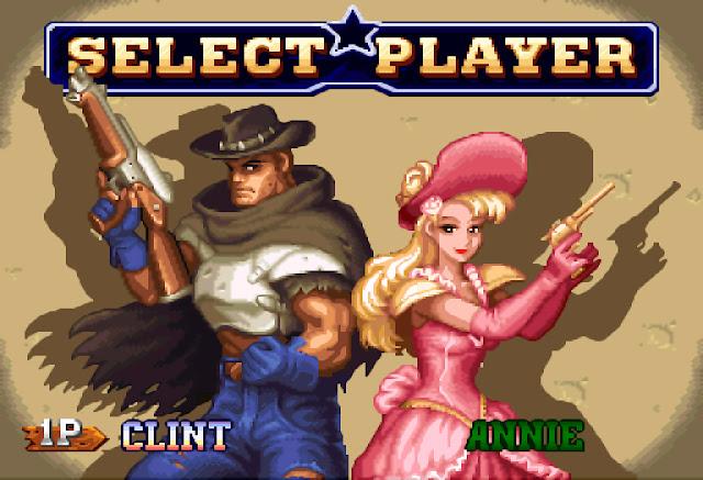Wild Guns Reloaded Gameplay
