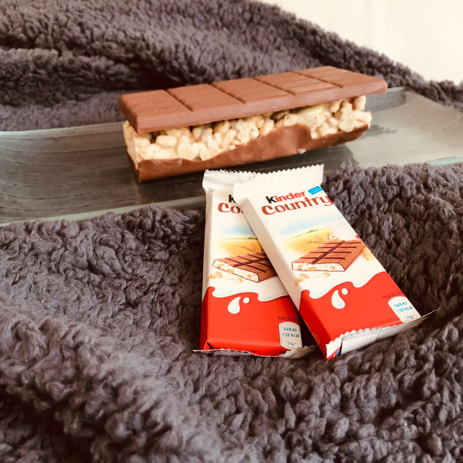 Kinder Country maison ♡