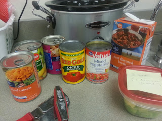 Stone Soup activities during Thanksgiving week