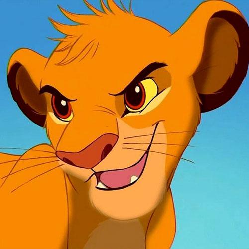 El Rey León Simba