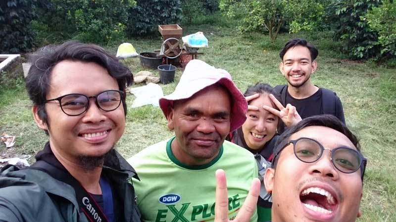 coffee trip indonesia, blogger indonesia
