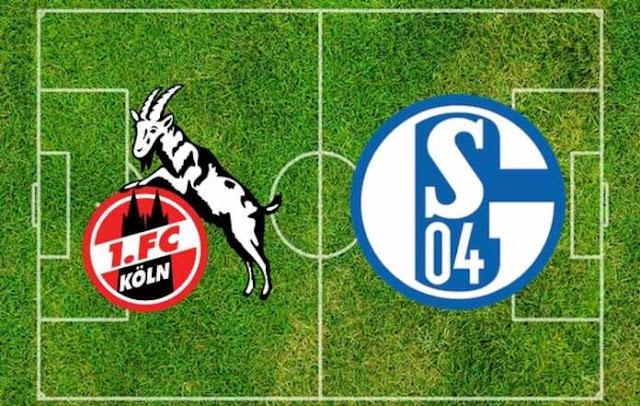 FC Cologne vs Schalke 04 Full Match And Highlights