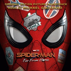 CD Spider-Man: Far from Home – Michael Giacchino 2019