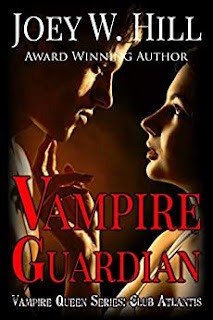 Vampire Guardian: Vampire Queen Series: Club Atlantis by Joey W. Hill book promotion sites