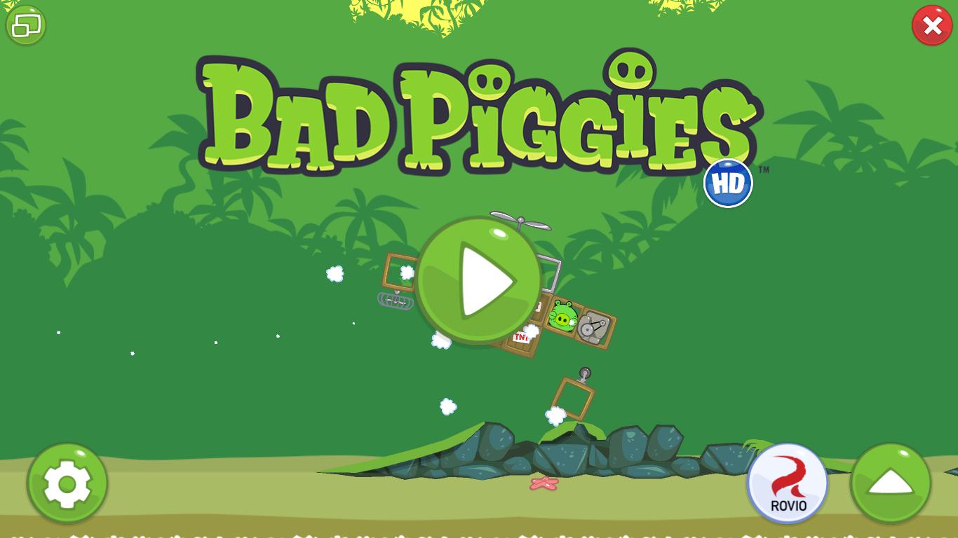 Bad Piggies HD (APK) - Free Download