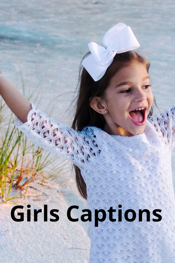 Girl Captions