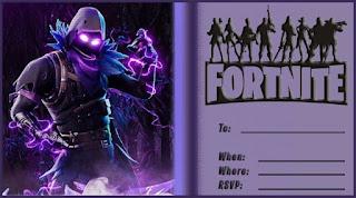 Mini Kit de Fortnite para Descargar Gratis.