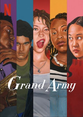 Grand Army 2020 S01 Dual Audio Complete Series 720p HDRip HEVC X265 Esub