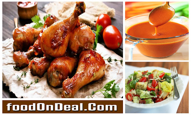 Online Food Delivery Service Easy Way To Get Your BBQ Delights Now