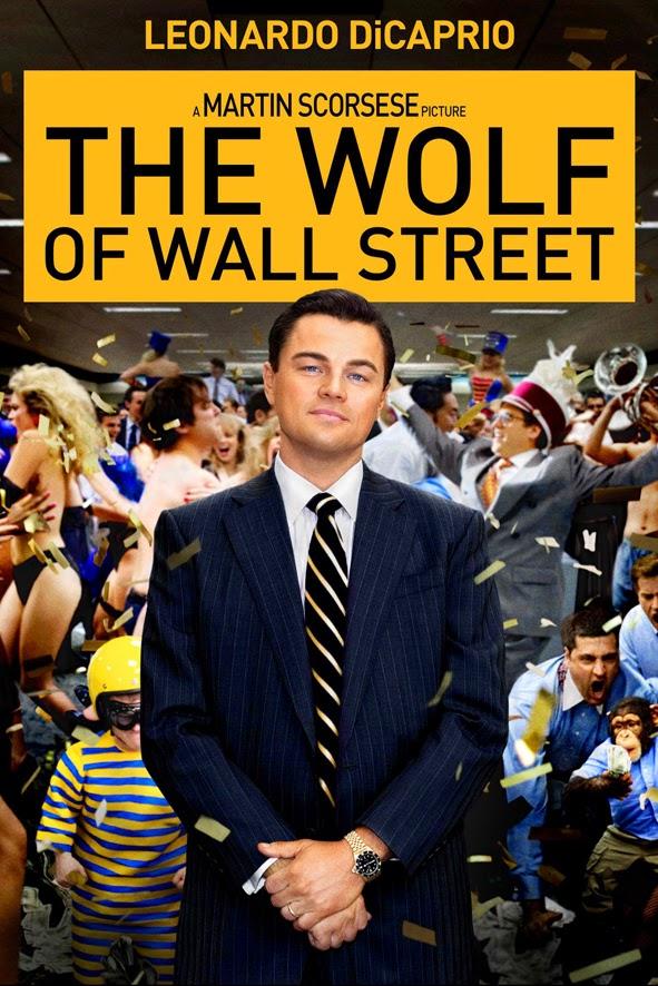 The Wolf of Wall Street - Wilk z Wall Street - 2013