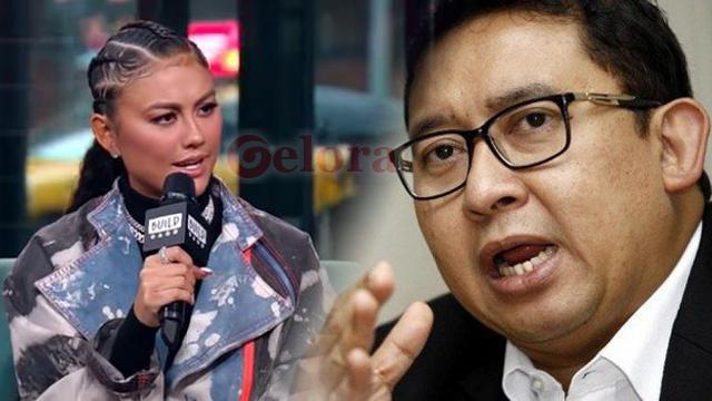 Ngaku Bukan Darah Indonesia, Fadli Zon Ibaratkan Agnez Mo Bak Malin Kundang Anak Durhaka