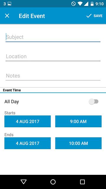 Cara Membuat Event Di BBM