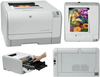 Descargar controlador HP Color Laserjet CP1215