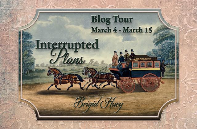 INTERRUPTED PLANS BLOG TOUR & GIVEAWAY