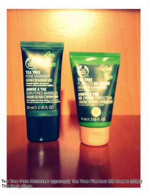 PRIMER THE BODY SHOP