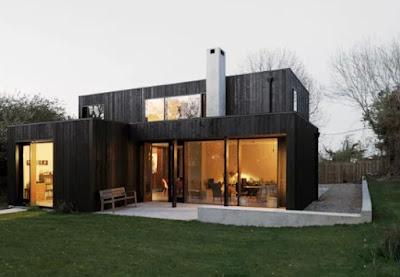 39 Desain Rumah Ukuran 100 Meter Persegi