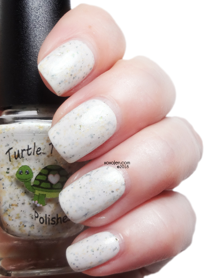 xoxoJen's swatch of Turtle Tootsie Shaken Shamrocks