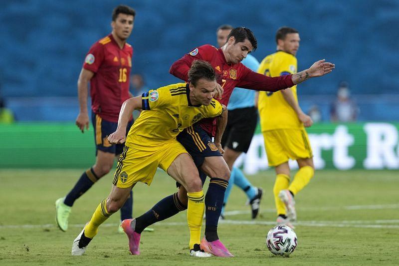 إسبانيا 0-0 السويد: 5 نقاط للحديث مع منتخب السويديين يورو 2020