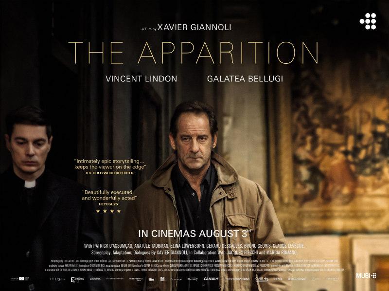 Resultado de imagem para l'apparition Xavier Giannoli Poster
