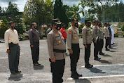 Sejumlah Pejabat Polres Bener Meriah Dimutasi