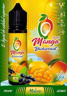 Líquido Mango Blackcurrant