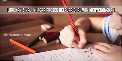 Proses belajar menyenangkan di sekolah internasional
