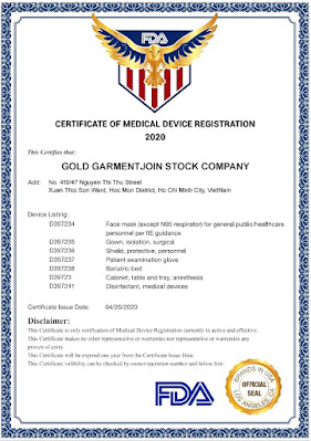 Business license and export license