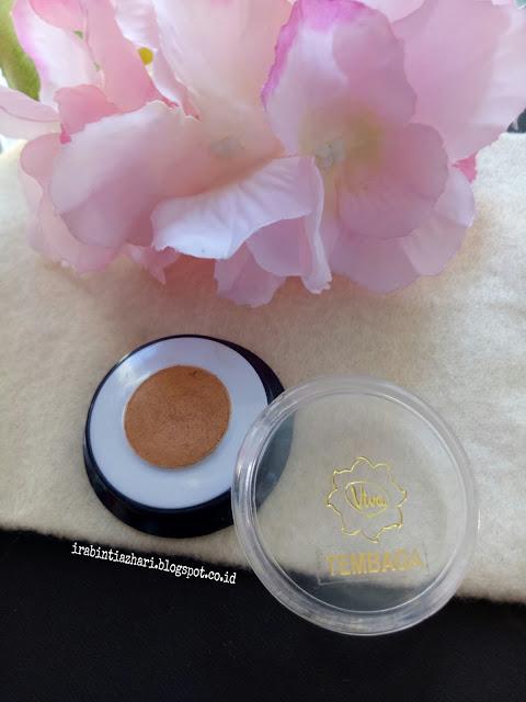 Review: viva eyeshadow cream (Murah dan pigmented) dan gampang dicari
