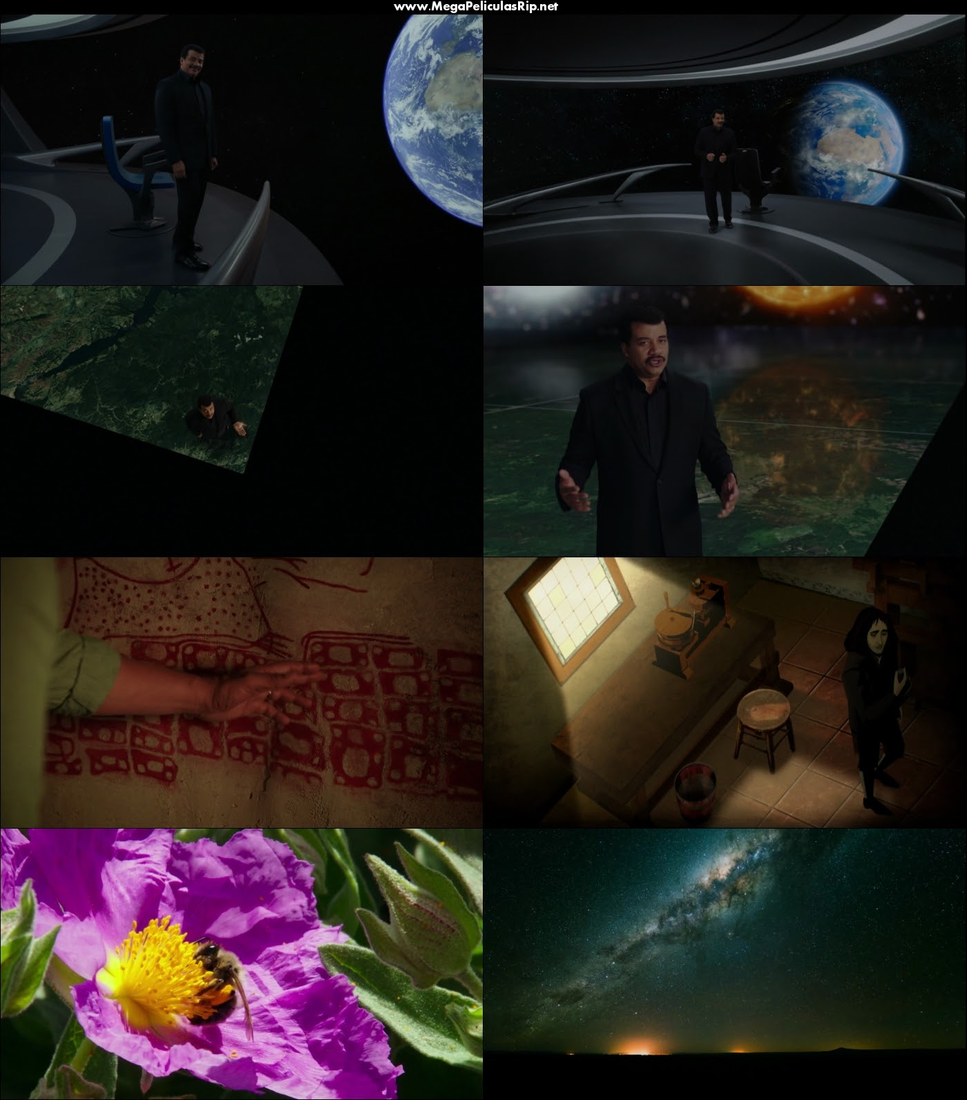 Cosmos Possible Worlds 1080p Latino