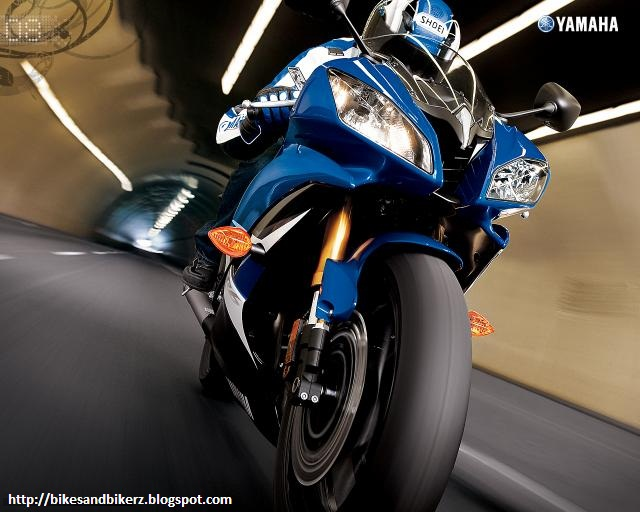 2008 Yamaha R6 & Wallpapers