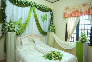 Inspirasi Desain Kamar Tidur Romantis Untuk Pengantin Baru
