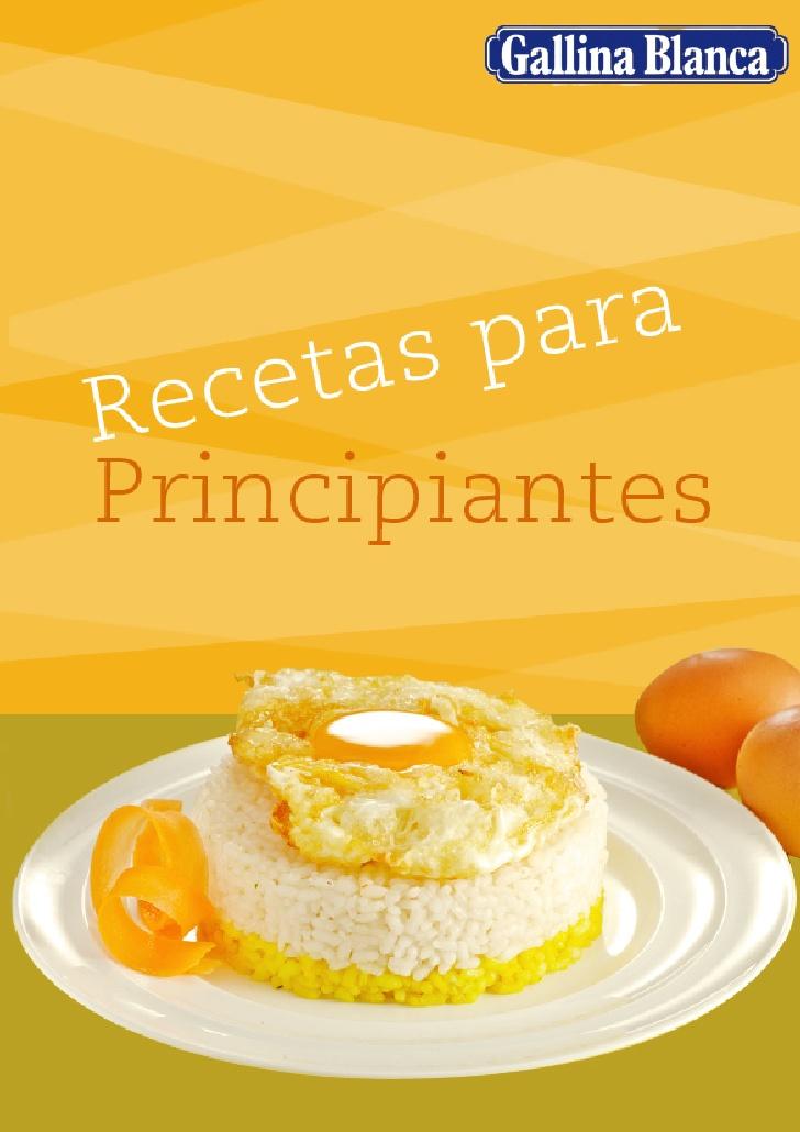 Cocinando recetarios gratis for Cocina para principiantes